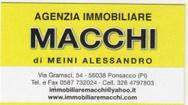 """""""MACCHI"""" DI MEINI ALESSANDRO logo"""