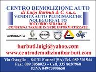 Centro Demolizioni Auto di Barbuti Luigi S.r.l