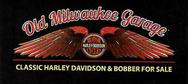 Old Milwaukee Garage logo