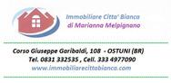 AGENZIA IMMOBILIARE CITTA' BIANCA logo