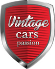 Vintage Cars Passion logo