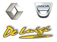 DE LUIGI s.r.l. logo