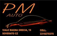 PM AUTO logo