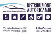 DISTRIBUZIONE AUTORICAMBI logo