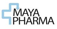 MAYA PHARMA logo