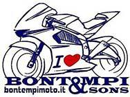 BONTEMPI MOTO logo