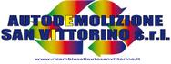 Autodemolizione San Vittorino logo