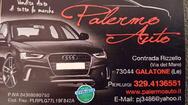 PALERMO AUTO logo