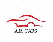 A.R. CARS logo