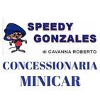 SPEEDY GONZALES di Roberto Cavanna logo