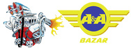 AEA RICAMBI USATI T MAX HONDA SH-VINTAGE ANNI 70 logo