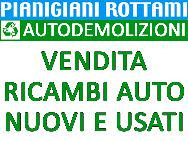 Autodemolizioni Pianigiani srl ricambi Firenze logo