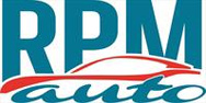 RPM auto logo