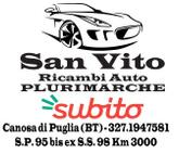 San Vito Ricambi Auto Plurimarche logo