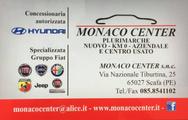 Monaco Center logo