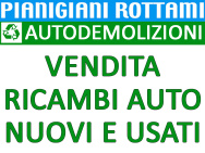 Autodemolizioni Pianigiani srl ricambi Siena logo