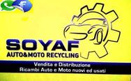 SOYAF AUTO&MOTO RECYCLING S.R.L. SEMPLIFICATA