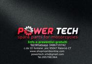 Power Tech ricambi moto usati  e accessori moto logo