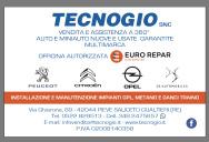 TECNOGIO' SNC logo