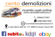 Cento Demolizioni logo