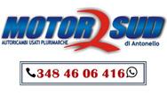 AUTORICAMBI MOTORSUD di Antonello logo