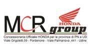 M.C.R. logo