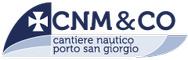 CNM&CO, Cantiere nautico di Porto San Giorgio logo