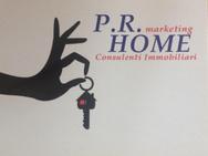 P.R. HOME MARKETING logo