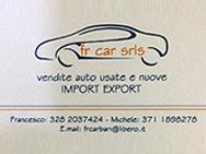FR CAR Srls _ Import Export logo