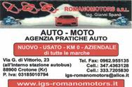 I.G.S. - ROMANOMOTORS S.R.L.