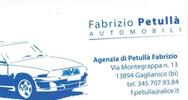 Fabrizio Petulla' AUTOMOBILI