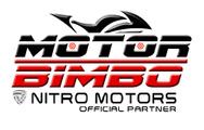 MOTORBIMBO Minimoto, Minicross, Mini Quad bambini logo