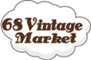 68 Vintage Market logo