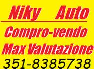 Niky Vendita e Acquisto Auto Usate logo