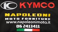 NAPOLEONI  MOTOFORNITURE KYMCO ROMA