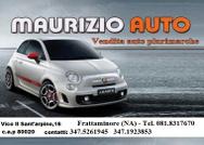 MAURIZIO AUTO di lisbino maurizio logo