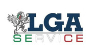 LGA SERVICE logo