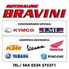 BRAVINI MOTO logo