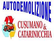 Autodemolizione SNC di Cusumano & Catarinicchia logo