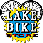 LAKE BIKE store logo