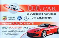 D.F.car logo