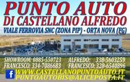 PUNTO AUTO DI CASTELLANO ALFREDO logo
