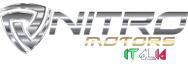 NITRO MOTORS Minimoto, Minicross Mini Quad bambini logo
