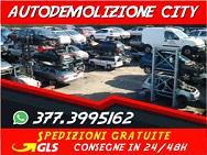 AUTODEMOLIZIONE CITY 377.3995162 logo