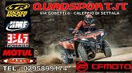 QUADSPORTATV vendita -POLARIS-TGB -AEON -CFMOTO - logo