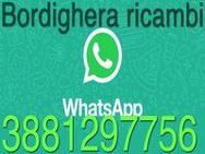 BORDIGHERA RICAMBI logo