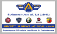 ANICI AUTO  di ANICI ALESSANDRO logo