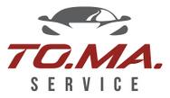 TOMA.AUTO TOSCANA logo