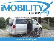 Veicoli per trasporto disabili logo